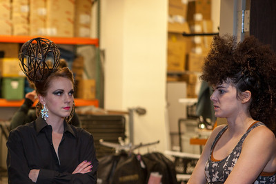 2. Backstage Mayhem
