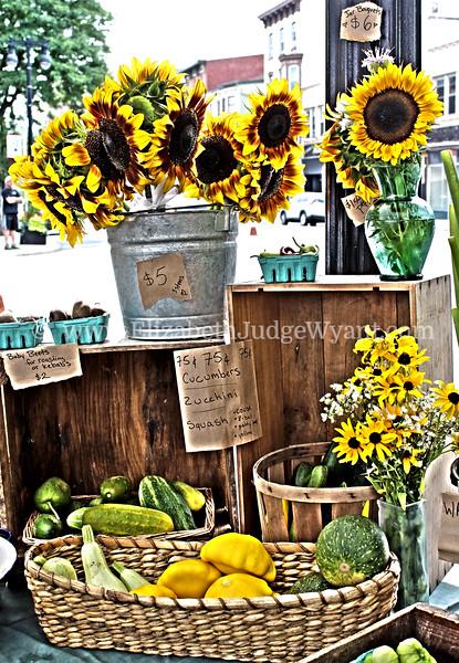 Easton Farmers' Market, 7/19/2014