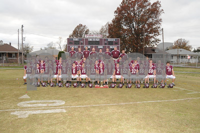 Wall Photo - 2011 Ranger Football