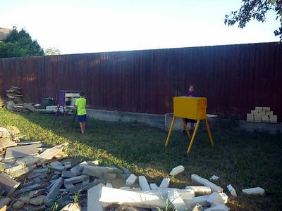 2014 August - Equipment Trailer Maintenance
