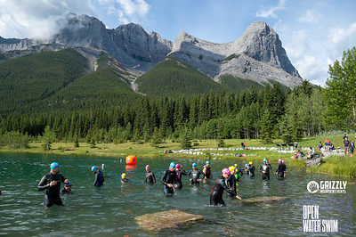 2019 Grizzly Open  Water Swim PRE