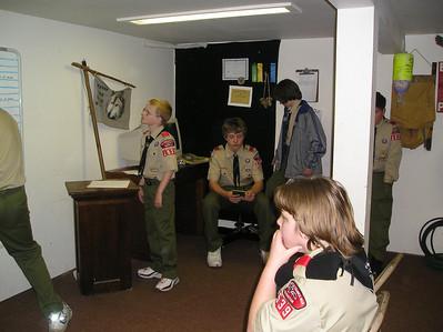 Troop Meeting - Apr 25