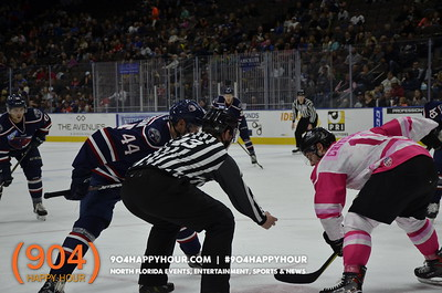 Icemen vs Stingrays - 2.3.18