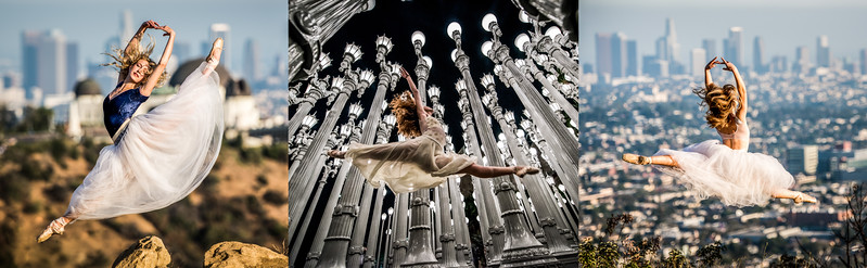 Fine Art Ballet Elliot McGucken