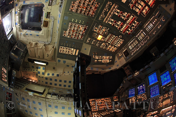Space Shuttle Interior