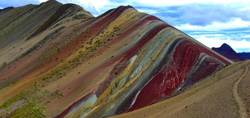South America Adventure Ausangate Trek Peru