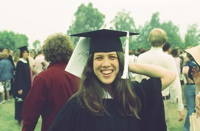 Laura's Graduation 1