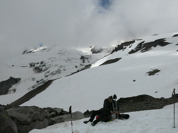 Rainier Climb