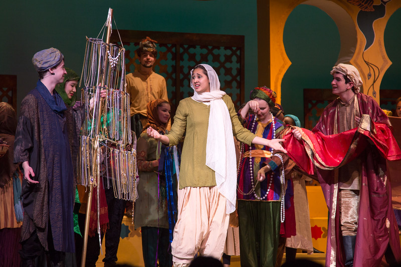 "Marsinah (""Baubles, Bangles, and Beads"") -- Kismet, Montgomery Blair High School spring musical, April 15, 2016 performance (Silver Spring, MD)"