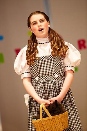 ACT San Diego - Wizard of Oz Jr 2013