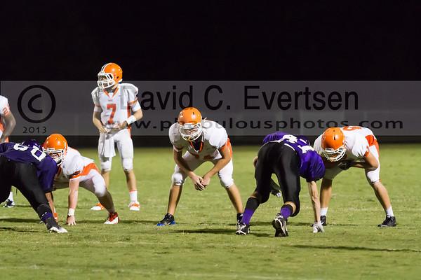 Boone Junior Varsity Football #74 - 2013
