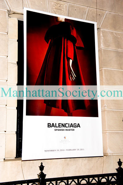 Cristóbal Balenciaga Birthday Celebration at Queen Sofia Spanish Institute