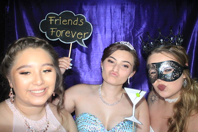 Cedar Creek High School Prom 2018
