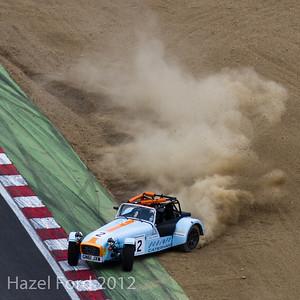 Brands Hatch Race August 2012