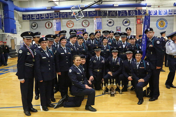 Leavenworth Drill Meet - 2018