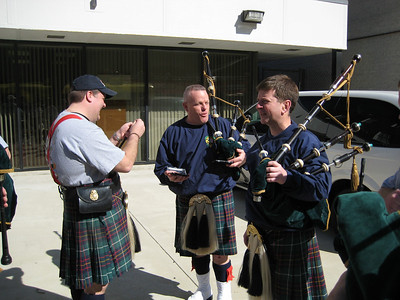 DCFD Emerald Society Pipe & Drum Band