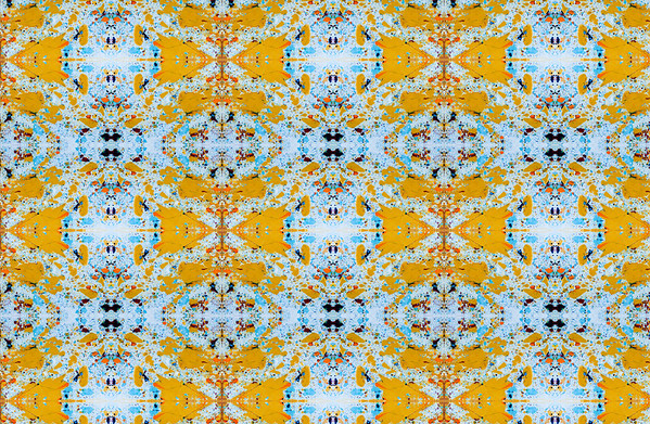 Patterns from Paintings