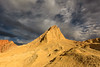 Manley Beacon, Death Valley