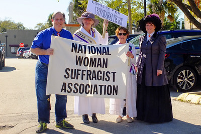 2020 Womens Suffrage Rally