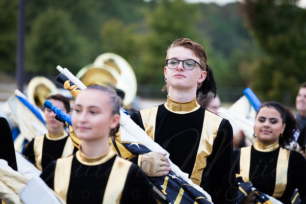 2019.10.12 DHS Marching Band