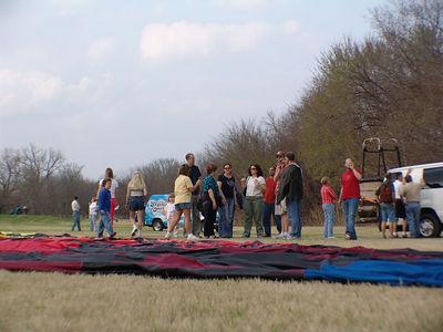 3-06 Ballooning Attempt