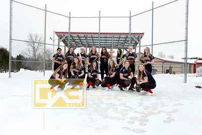 Brookwood softball SB18