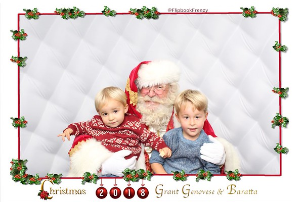 Christmas 2018 Grant genovese & Baratta
