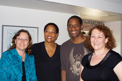 Book Launch Party July 2009
