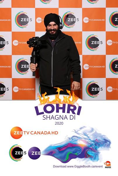 ZeeTV Lohri Shagna Di 2020