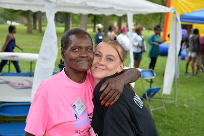 2015 QBH Weekly Women's Conference at Clark Park in Southwest Detroit