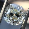 2.54ct Old Mine Cut Diamond, GIA U/V VS1 20