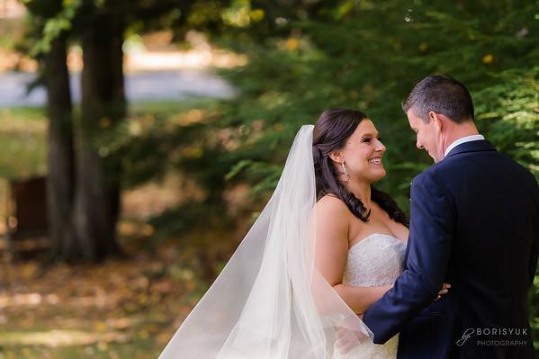 Shaker Hills Harvard Wedding: Krista & Darren