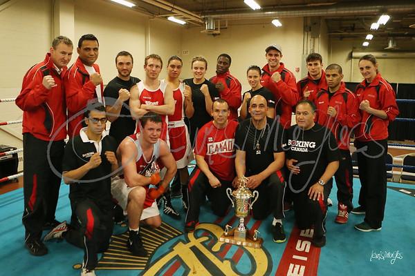 Mayor's Cup Winner - Team Canada