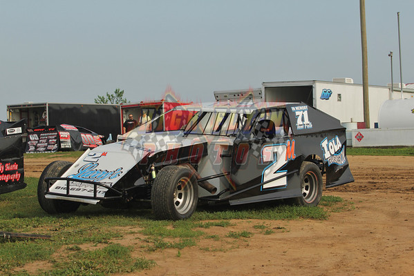 6-4-2011 B Modifieds