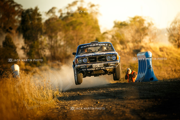 Rally NSW - VoksMuller Gravel Rallysprint - Sydney Dragway