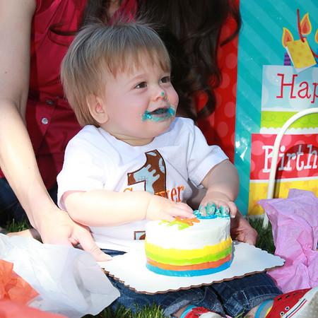 Sawyer's 1st Birthday Party
