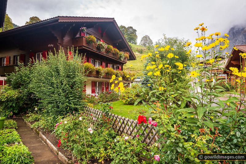 Grindelwald Garden
