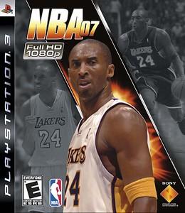 PS3 NBA 07