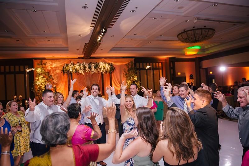 LeCapeWeddings Chicago Photographer - Renu and Ryan - Hilton Oakbrook Hills Indian Wedding -  1175.jpg