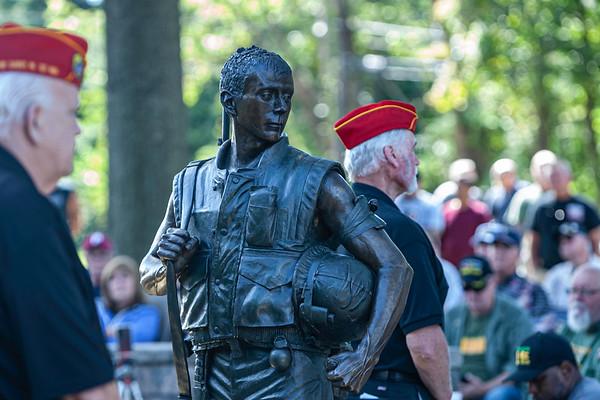 Lower Bucks Vietnam Memorial Dedication 2021