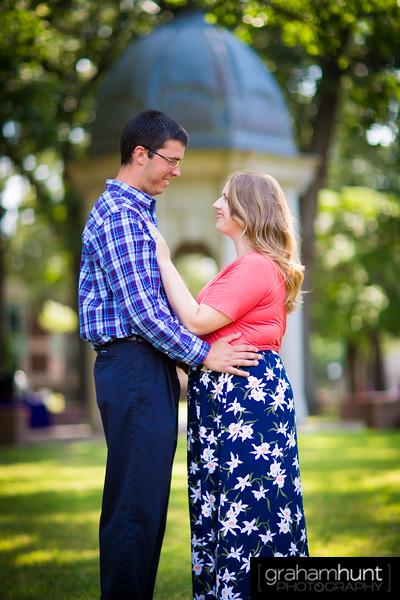 Allison and Frank Engagement