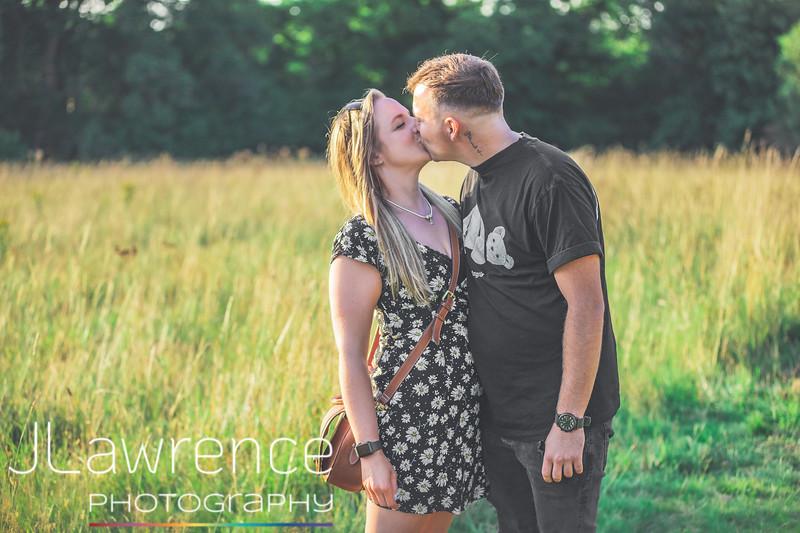 Laura and Dan Engagement Photoshoot