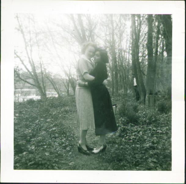 Mom & Inge Schroeder