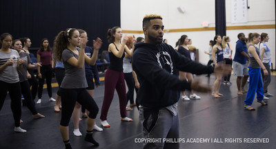 """Dancer Jose """"Hollywood"""" Ramos"""