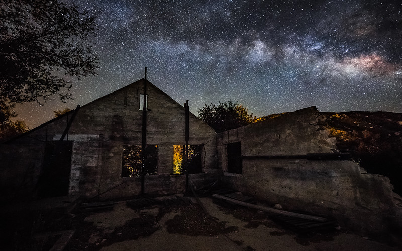 Rancho Cuyamaca State Park Dyer House Ruins San Diego Milky Way Landscape Photography FULLRES-2.jpg