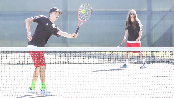2017 Action Shots - Boys Tennis