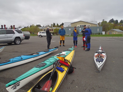 Clinic: Intro to Kayaking (April 2013)