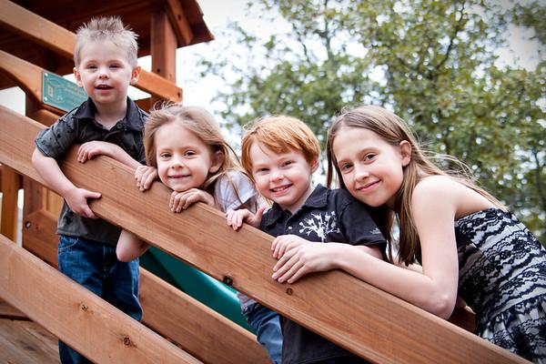 Hartley Family - January 17, 2009