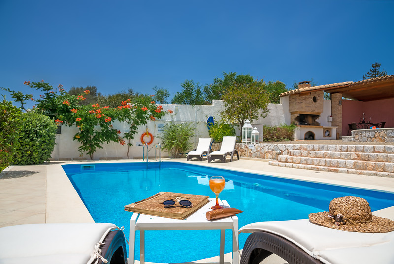 PLUMERIA, Luxury Villa, Creta, Greece
