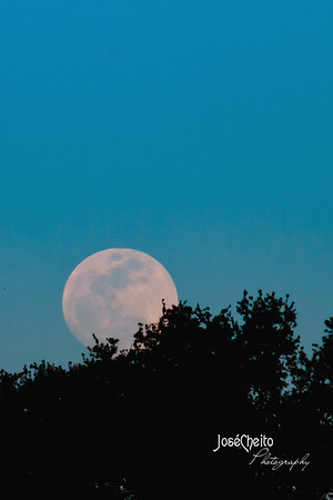 Super BlueFullEclipse Moon 2018
